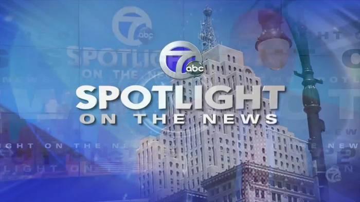News video: SPOTLIGHT ON MICHIGAN SCHOOLS AND BANKS