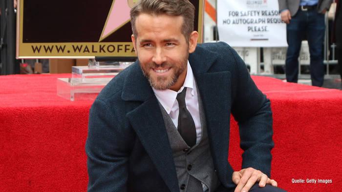Video: Ryan Reynolds & Co.: DIESE Stars entkamen knapp dem Tod!