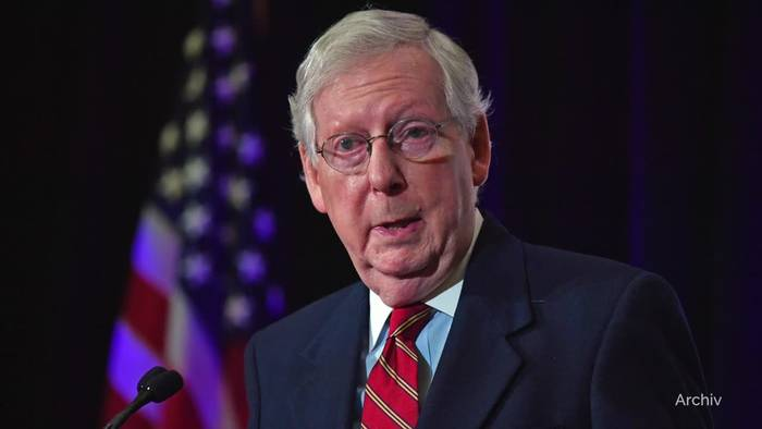News video: Trumps Republikaner-Front bröckelt