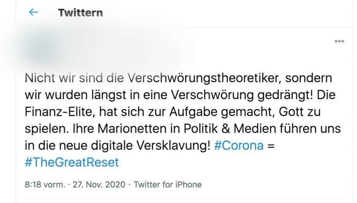 News video: Twitter verschärft Regeln zu Corona-Falschinformationen