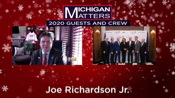 News video: Michigan Matters 2020 Year Ender
