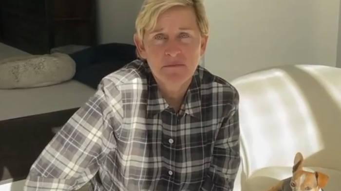 News video: Ellen DeGeneres' Kampf gegen Covid: