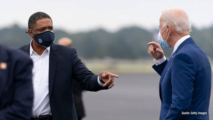 News video: Joe Biden: Enger Berater mit Corona infiziert