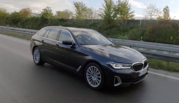 News video: Der neue BMW 530d xDrive Highlights