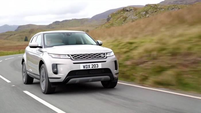 Video: Der Range Rover Evoque - Der Motor
