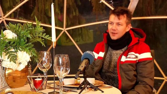 News video: Urlaub im Iglu - Rumänien setzt auf neue Ideen in der Tourismusbranche