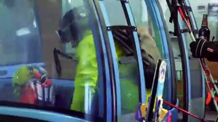 Video: Skifahren trotz Pandemie? In Bulgarien geht's