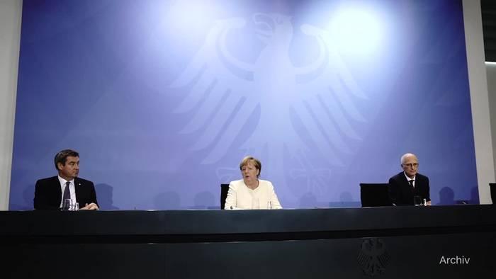News video: Superwahljahr 2021: Wahlen in Bund und 6 Ländern