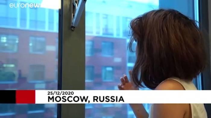 News video: Väterchen Frost klopft ans Fenster