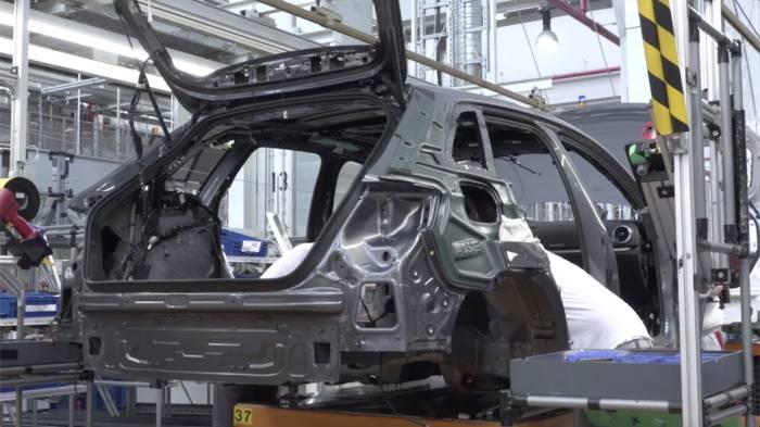 News video: Audi Wiederanlauf Produktion Ingolstadt