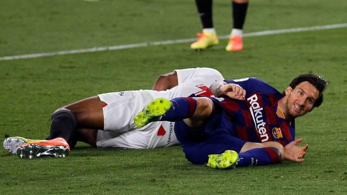 News video: Lionel Messi: Wo spielt er ab der nächsten Saison?