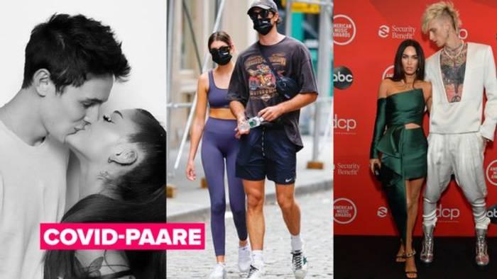 Video: Die 5 heißesten Promipaare 2020