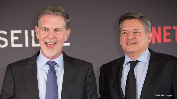 News video: Netflix: DAS verdienen die Chefs des Streaming-Riesen!