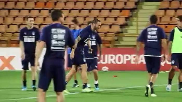 News video: Bonucci, Vialli, de Rossi: Corona-Welle in der Squadra Azzura