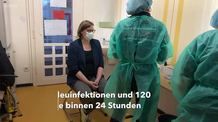 News video: Corona-Lage in Deutschland: RKI-Lagebericht vom 3. April