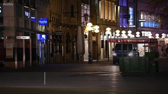 Video: Schärfere Corona-Regeln für München ab Ostersonntag