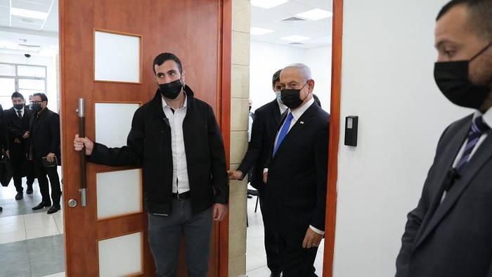 Video: Fall Netanjahu: Erste Zeugenbe´fragung im Korruptionsprozess