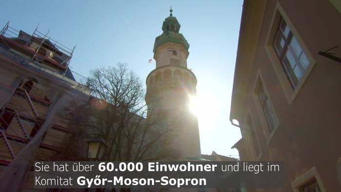 News video: Ausflug ins Ungarische Sopron