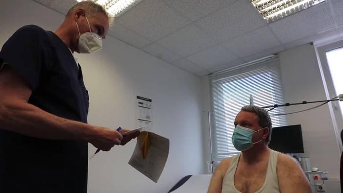 News video: Impfen beim Hausarzt: Startschuss für die nächste Impfphase