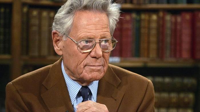 News video: Theologe und Kirchenkritiker Hans Küng (93) ist tot