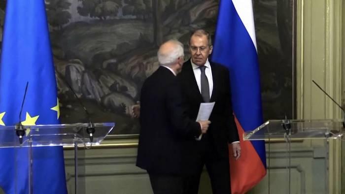 News video: Fall Nawalny: Bill Browder fordert von der EU Sanktionen gegen Russland