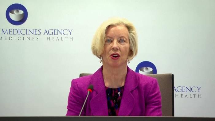 News video: EMA empfiehlt Astrazeneca-Impfstoff weiter - Risiken gering