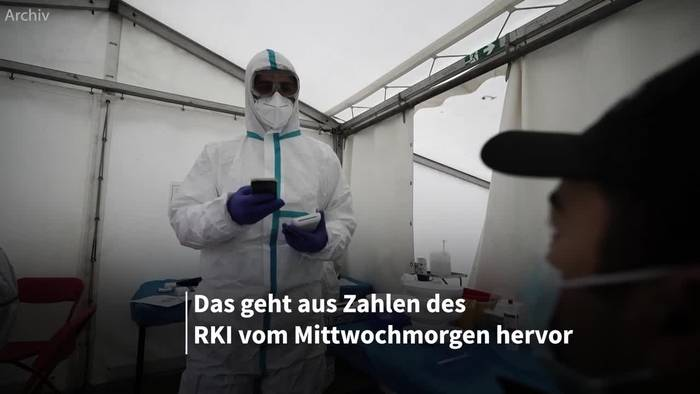 News video: Corona-Lage in Deutschland: RKI-Lagebericht vom 7. April
