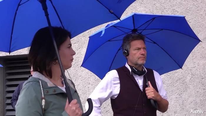 News video: Noch im April: Grüne wollen K-Frage klären