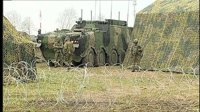 News video: Polens neue Truppe an der Ostgrenze der NATO noch 2021 einsatzbereit