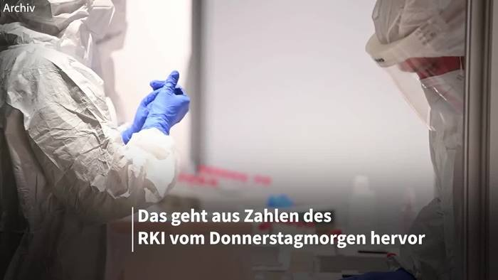 News video: Corona-Lage in Deutschland: RKI-Lagebericht vom 8. April