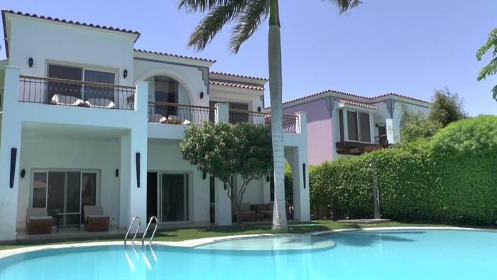 News video: Ägypten - Krasse Hotelanlage in Sharm El Sheikh