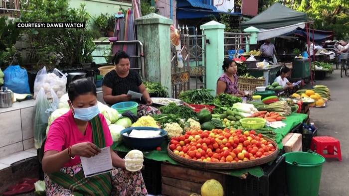 News video: Myanmar: Gedruckter Widerstand