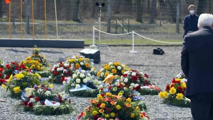 News video: Gedenken im KZ Buchenwald: