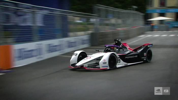 News video: Porsche holt mit Pascal Wehrlein erstes Formel-E-Podium der Saison