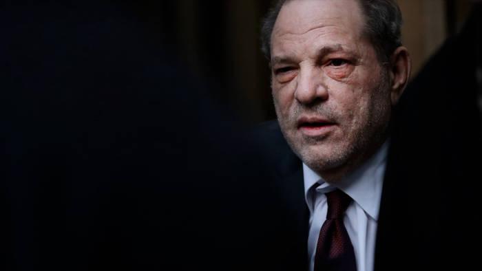 News video: Harvey Weinstein: Auslieferung erneut verschoben
