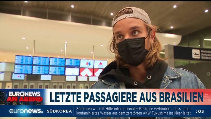 News video: Was an diesem Mittwoch wichtig ist - Euronews am Abend am 14.04.