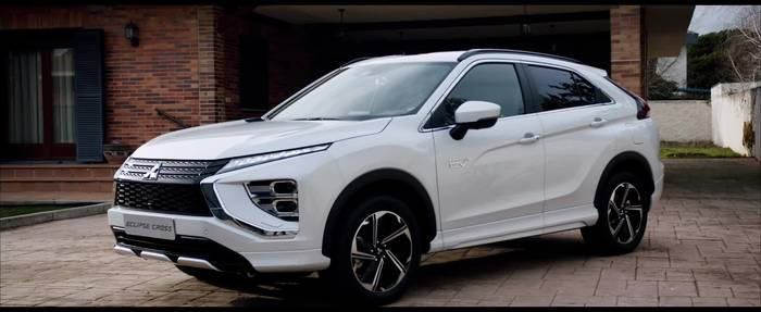 News video: Elegante Aussichten für neuen Mitsubishi Eclipse Cross Plug-in Hybrid