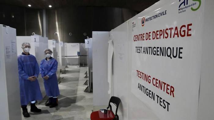 News video: Wegen Virusvariante P1: Letzter Flieger aus Brasilien landet in Paris