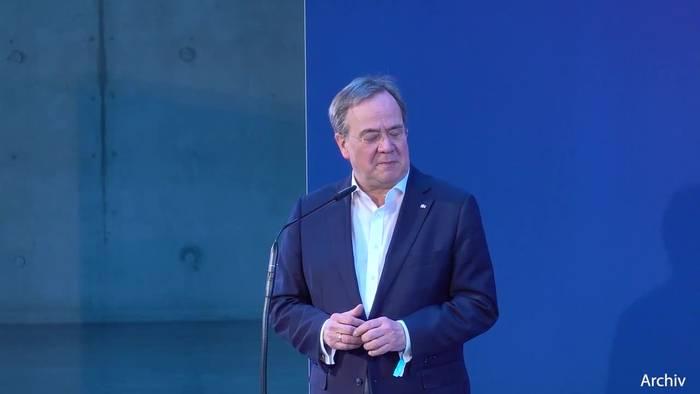 News video: Bouffier: CDU-Präsidium für Laschet als Kanzlerkandidat