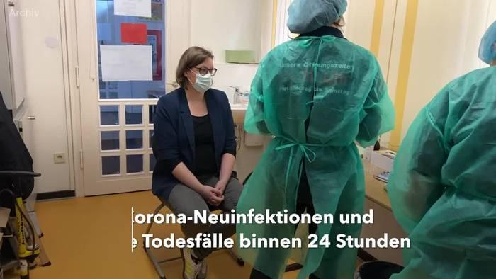 News video: Corona-Lage in Deutschland: RKI-Lagebericht vom 13. April