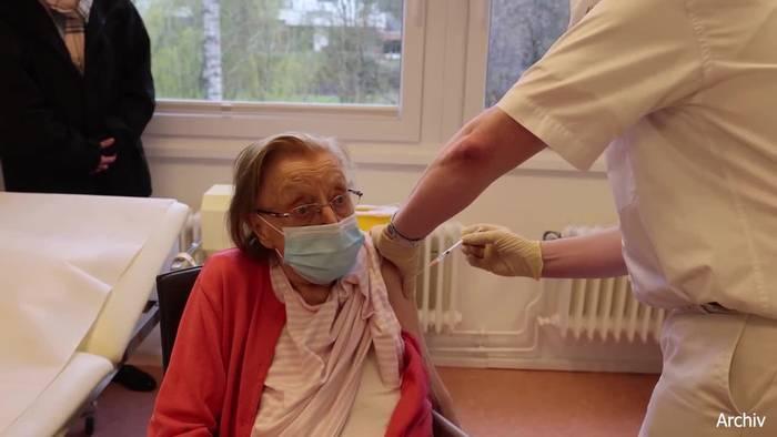 News video: Sprunghafter Anstieg bei Corona-Impfungen in Deutschland