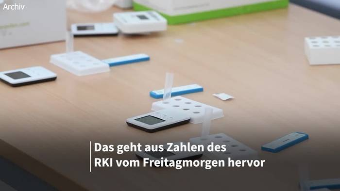 Video: Corona-Lage in Deutschland: RKI-Lagebericht vom 9. April