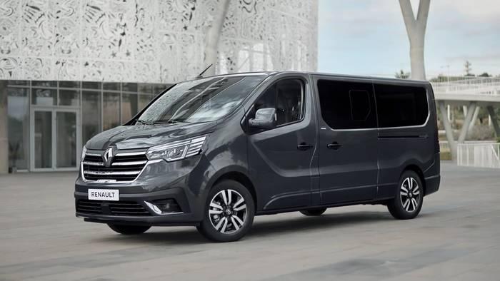 News video: Renault Trafic Combi und SpaceClass - Neuer Innenraum mit höchster Kopffreiheit im Segment