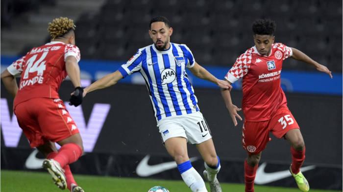News video: Hertha BSC in Quarantäne: Spiel gegen Mainz 05 abgesagt