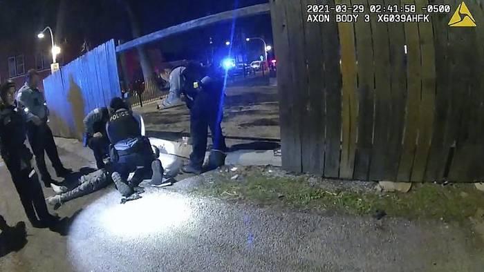 Video: Polizeigewalt in den USA: Beamte erschießen 13-Jährigen