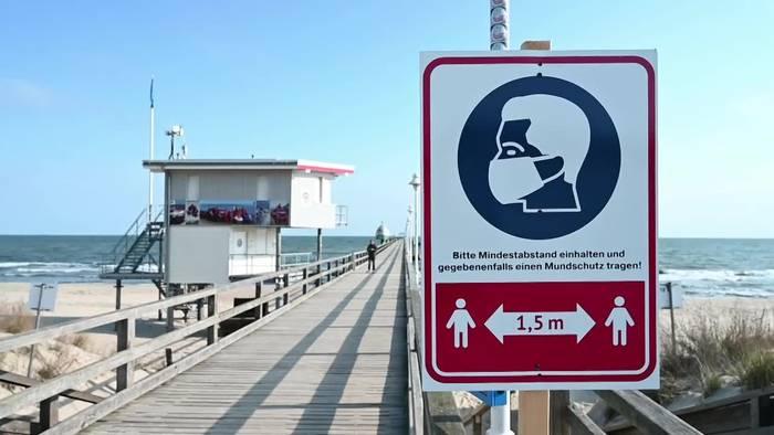 News video: Mecklenburg-Vorpommern verschärft Einreisebeschränkungen