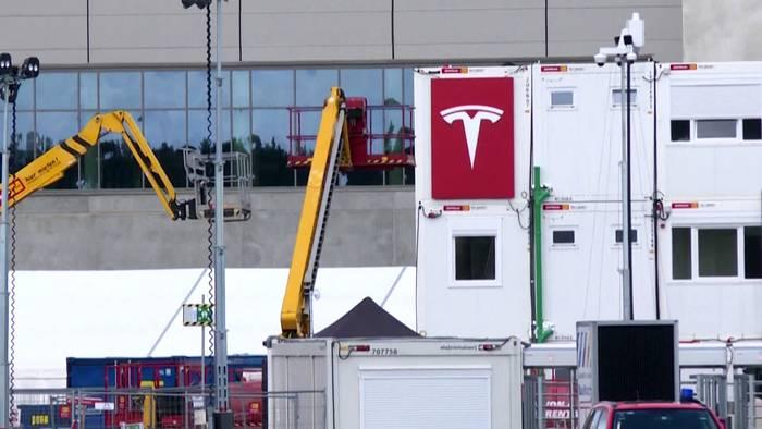 News video: Ringen um Teslas Gigafabrik in Brandenburg