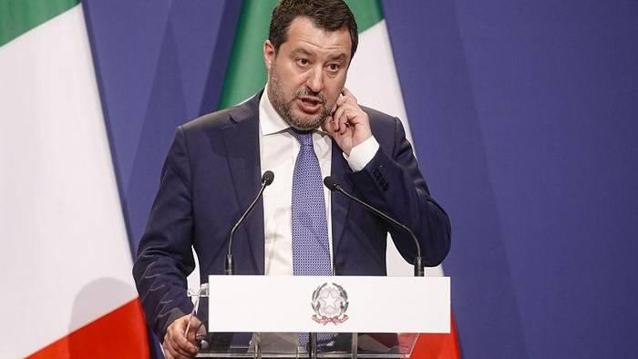 Video: Prozess gegen Salvini: