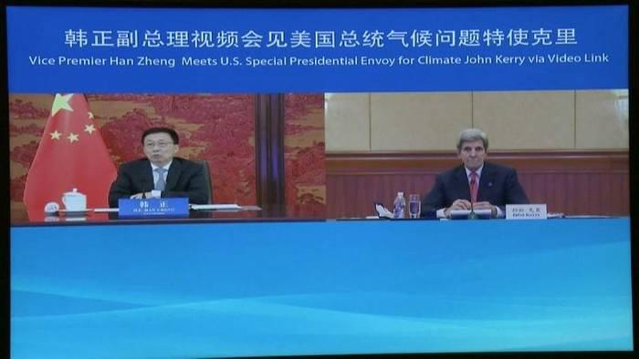 News video: USA und China: Zusammenarbeit beim Klimaschutz