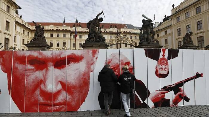 News video: Zug um Zug: Russland weist 20 tschechische Botschaftsmitarbeiter aus